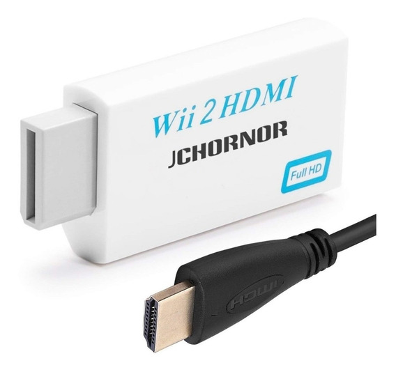 Wii To Hdmi Con Cable
