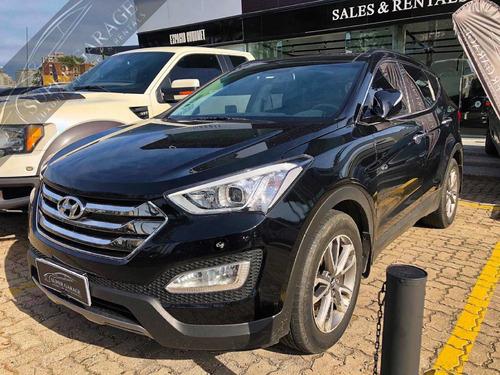 Hyundai Santa Fe 3.3l V6 4wd