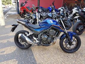 Honda Cb 500 F Abs