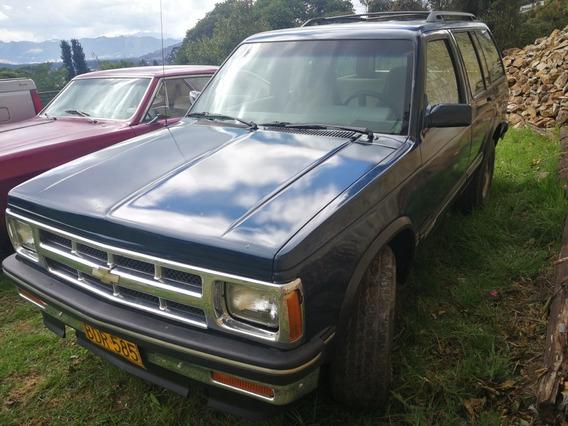 Chevrolet Blazer Mini Blazer S-10