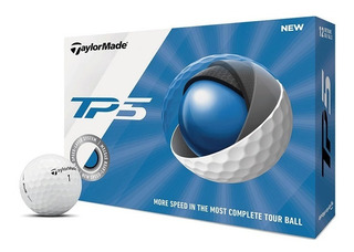 Docena De Pelotas Taylor Made Tp5 Golf Center