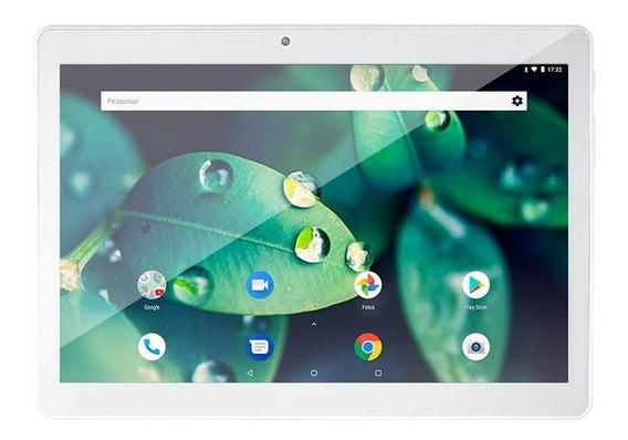 Tablet Multilaser M10-10 Oreo Dual 2ghz Memoria Interna 16gb Golden Rose Nb289