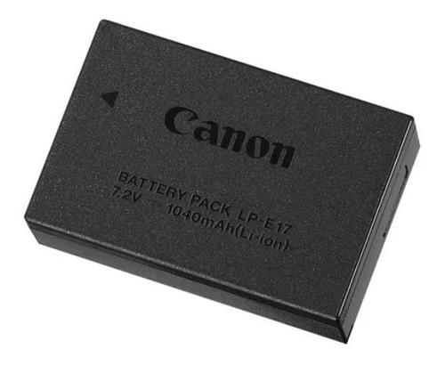 Canon Lp-e17 P/câmera Canon T7i, T6i E T6s Canon Original