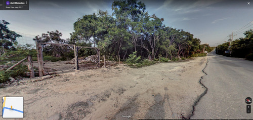 Imagen 1 de 11 de Terreno En Venta En Puerto Morelos, Cancún Quintana Roo.