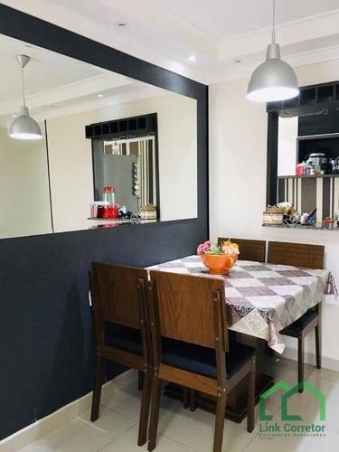 Apartamento À Venda, 70 M² Por R$ 290.000,00 - Residencial Parque Da Fazenda - Campinas/sp - Ap1728