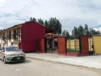 Alquilo Restaurante Turístico Con Casa Hualhuas/huancayo