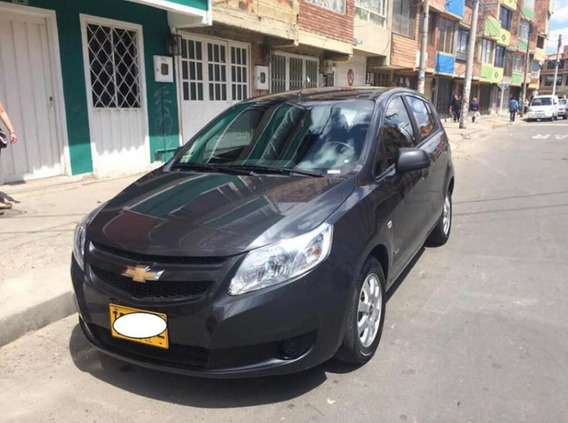 Chevrolet Sail Hatchback Mt Sport