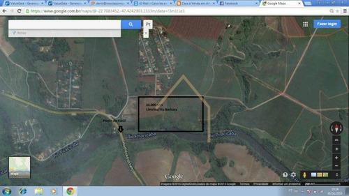 Imagem 1 de 1 de Area Rural À Venda Entre Sta Barbara E Limeira, Perto Da Ponte Do Funil - Ch0048