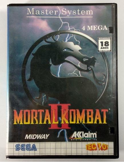 Mortal Kombat 2 - Master System