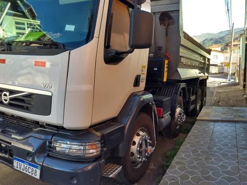 Volvo Vm330 Bitruck 8x4