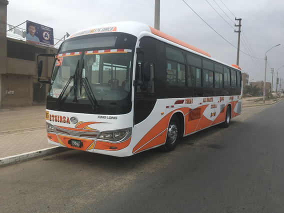 Vendo Bus King Long
