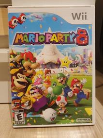 Mario Party 8 Wii - Mídia Física (usado)