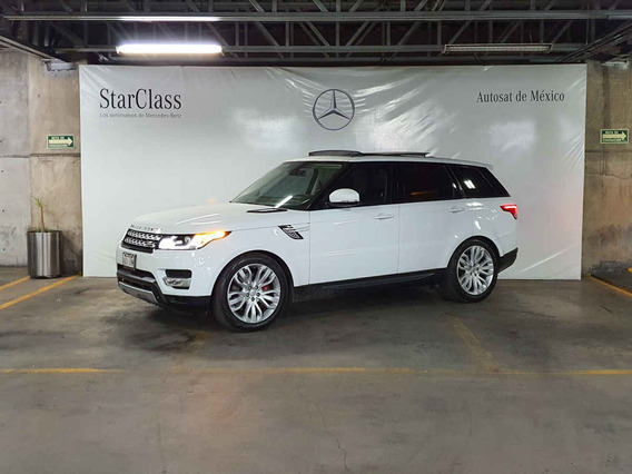 Land Rover Range Rover 2014 5p Supercharged V8/5.0/t Aut Dy