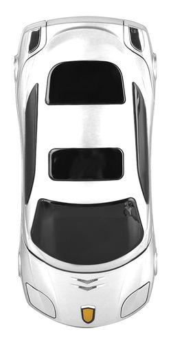 Imagen 1 de 9 de Para Ferrari Car En Forma De Teléfono Flip Teclado Modelo D