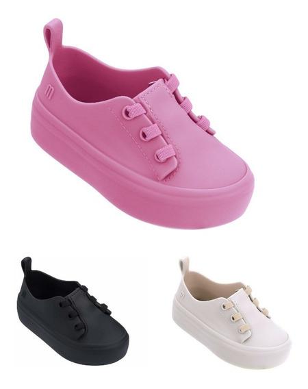 Tênis Mini Melissa Infantil Ulitsa Sneaker