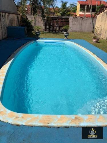 Casa Com 3 Dormitórios À Venda, 225 M² Por R$ 530.000,00 - Jardim Jamaica - Itanhaém/sp - Ca1365
