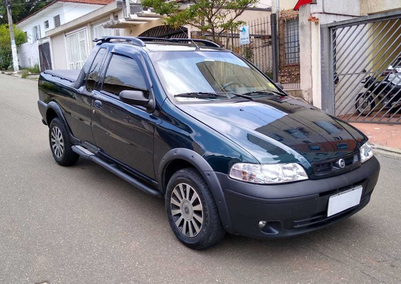 Fiat Strada Adv 1.8 2003 Vendo Troco Financio
