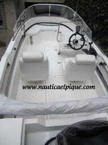 Lancha Glassmar Pescadora (casco) 0 Km. Nautica El Pique