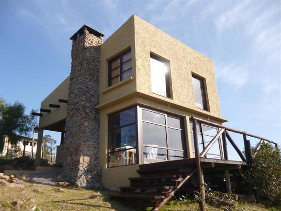 Cabañas Y Casa En Alquiler Villa Serrana Desde $1000