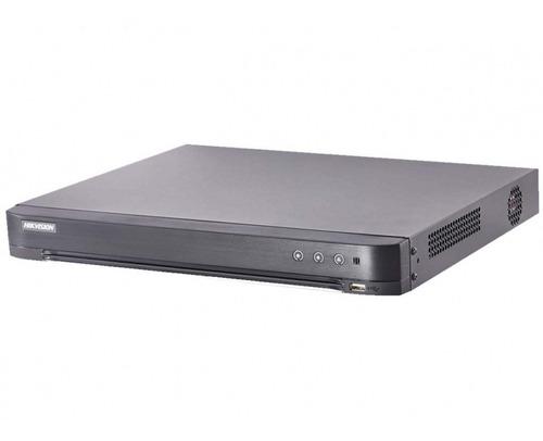 Dvr Hikvision 16 Canales Turbo Hd 7216hghi K1 Seguridad 1080