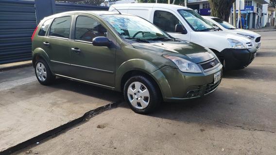 Ford Fiesta Ambiente Mp3 C/gnc 2010 Oportunidad!!!!