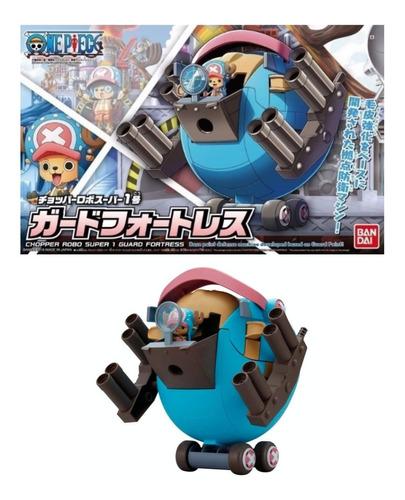 Imagen 1 de 4 de Chopper Robo Super 1 Guard Fortress One Piece Bandai