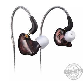 Fone De Ouvido In Ear Dr1 Monitor De Palco Profissional