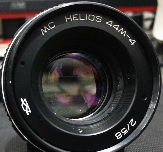 Helios 44m-4 58mm F2 M42