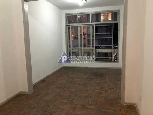 Apartamento À Venda, 2 Quartos, Copacabana - Rio De Janeiro/rj - 17279