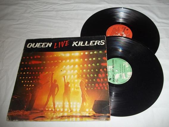 Vinil Lp - Queen - Queen Live Killers