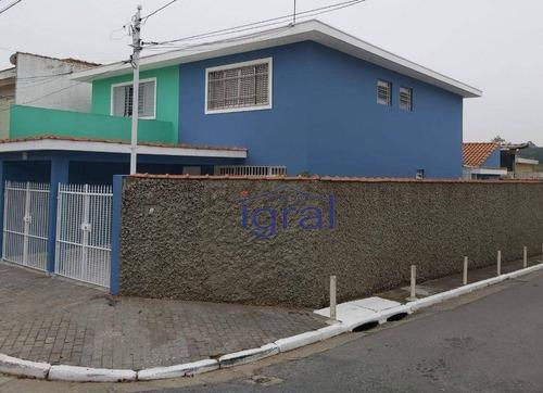 Imagem 1 de 29 de Sobrado Com 3 Dormitórios À Venda, 147 M² Por R$ 840.000,00 - Vila Guarani (zona Sul) - São Paulo/sp - So0456