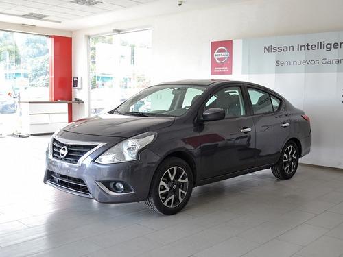 Nissan Versa Advance T/m 2019