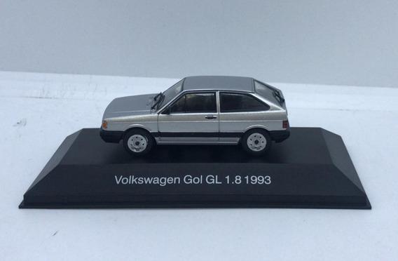 Autos Inolvidables Argentinos Salvat Nº 56 Volkswagen Gol ®