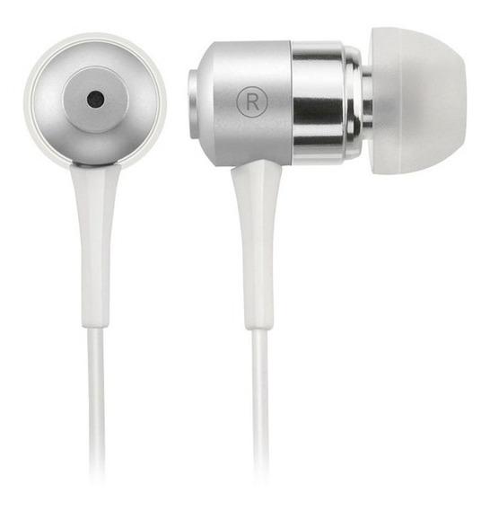 Fone De Ouvido Plug P2 Branco Ph50203-ph017 Multilaser