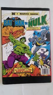 Batman Vs Hulk Y Superman Vs Spider Man