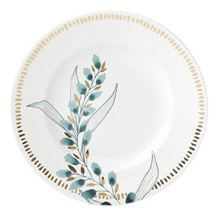 Lenox Goldenrod - Placa Decorativa, Color Blanco