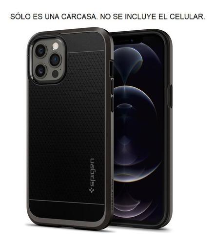 Apple iPhone 12 Pro Max Spigen Neo Hybrid Carcasa Funda Case