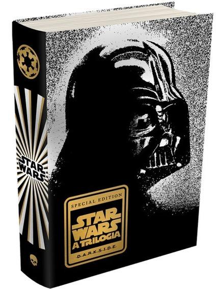 Livro Star Wars - A Trilogia - Capa Dura