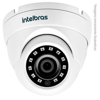 Camera Dome 720p Intelbras