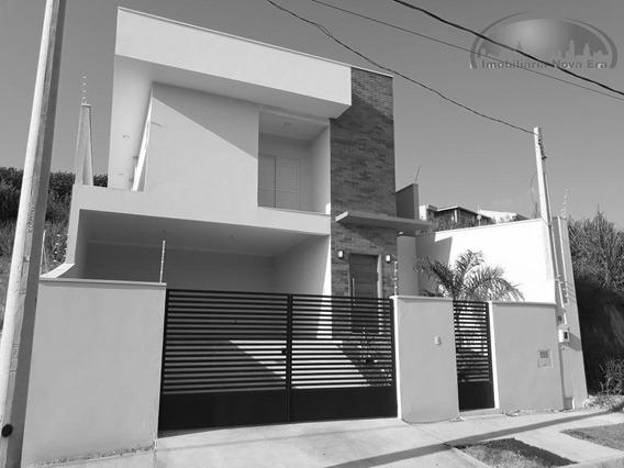 Casa Residencial À Venda, Jardim Das Videiras, Vinhedo - Ca1223. - Ca1223