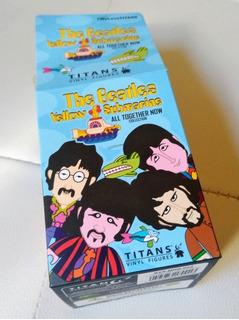 The Beatles Titans Vinyl Yellow Submarine Ringo Old