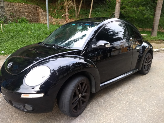 New Beetle 2008 Super Conservado, De Procedência!