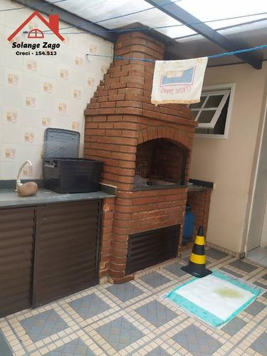 Imagem 1 de 9 de Casa Em Condominio Fechado No Morumbi Sul Com 3 Dorms E 160m² - 2058