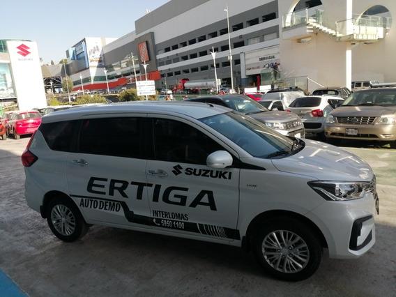 Suzuki Ertiga Glx Cvt