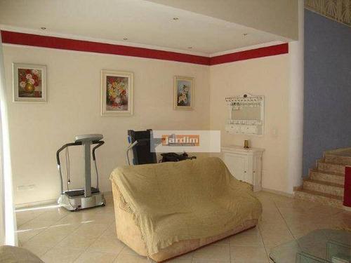 Imagem 1 de 16 de Casa Com 4 Dormitórios À Venda, 370 M² Por R$ 2.200.000,00 - Parque Terra Nova Ii - São Bernardo Do Campo/sp - Ca1147
