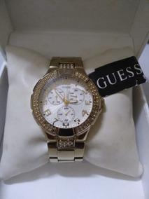 Relógio Feminino Guess Original (usado) Barato Frete Gratis