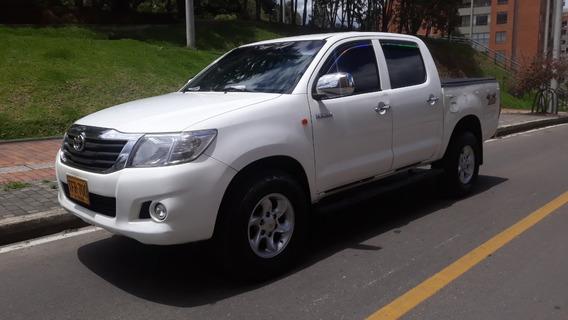 Toyota Hilux 2013 Diesel 4x4