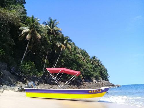 Barco Fibra Fibra