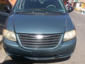 Dodge Caravana Excelente Condiciones Gasolina Y Gas 205