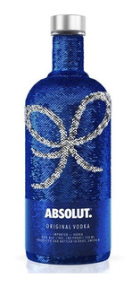 Vodka Absolut Sequin Edicion Limitada 750ml. Avellaneda.